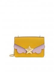 [관부가세포함][les jeunes toiles] New Vega Medium shoulder bag in yellow ocher (V05-SM03-U01N)