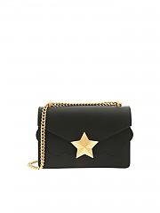 [관부가세포함][les jeunes toiles] New Vega Medium shoulder bag in black (V05-SM03-E01G)