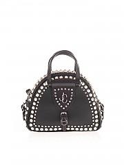 [관부가세포함][지미추] FW20 여성 핸드백 (VARENNE BOWLING MINI QQI BLACK)