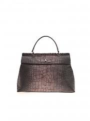 [관부가세포함][에르마노 바이 에르마노 설비노] FW20 여성 핸드백 (12401063 2765)