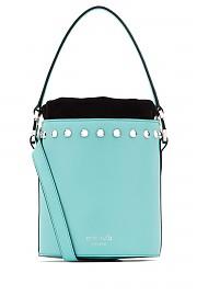 [관부가세포함][멜리멜로] SS18 여성 handbags G(SA02149SD TURQUOISE)