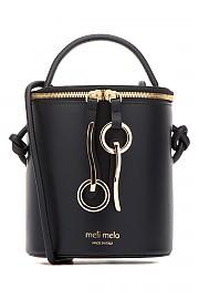 [관부가세포함][멜리멜로] 여성 핸드백 G(SEV0201NP BLACK)