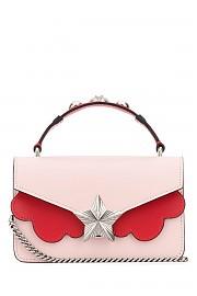 [관부가세포함][Les Jeunes Etoile] SS18 여성 handbags G(V02SM01B01N PINKRED)