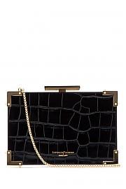 [관부가세포함][아스피날 오브 런던] SS18 여성 핸드백 G(042209400150000 BLACK)