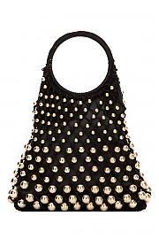 [관부가세포함][레쁘띠주어] SS19 여성 핸드백 G(LEAMP02TH01 BLACK)