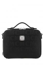 [관부가세포함][엠씨엠] FW20 공용 핸드백 G(MMRAAKC14 BK)