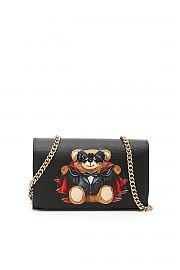 [관부가세포함][모스키노] (A8127 8210 1555) SS20 여성  bat teddy bear mini bag
