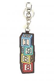 [관부가세포함][에트로] SS21 여성 열쇠고리 G(1N4222426 600)
