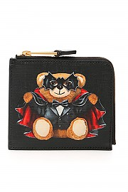 [관부가세포함][모스키노] (A8128 8210 1555) SS20 여성  bat teddy bear 지갑