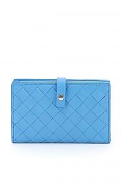 [관부가세포함][보테가베네타] (609070 VCPP3 4611) FW20 여성  bi-fold intrecciato 15 지갑