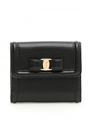 [관부가세포함][살바토레 페라가모] (22C9110673755 001NE) FW20 여성  grain calfskin vara 지갑