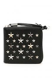 [관부가세포함][지미추] (TESSA LTR BLACK) FW20 여성  star stud tessa 지갑