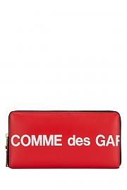 [관부가세포함][꼼데가르송 플레이] FW19 공용 지갑 G(SA0110HL RED)