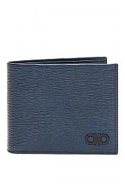 [관부가세포함][살바토레 페라가모] (66A0630704882 016BL) FW20 남성  revival gancini 지갑