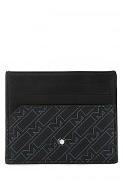 [관부가세포함][몽블랑] SS20 남성 카드지갑 G(127443 BLUE)