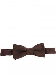 [관부가세포함][알테아] Brown bow tie (1825439 06)