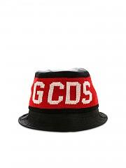 [관부가세포함][GCDS] FW20 남성 branded band 모자 (FW21M010031 02)