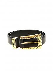 [관부가세포함][알베르타 페레티] FW20 여성 golden details belt (3005 5194 1555)