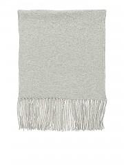 [관부가세포함][캉크라 캐시미어] FW20 여성 melange grey 스카프 featuring lamé detail (W1A 1532 24 00029)