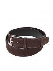 [관부가세포함][처치스] 남성 suede belt (ECC107 9ZB F0AAD)