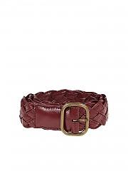 [관부가세포함][필라소피 드 로렌조 세라피니] FW20 여성 woven leather belt (3008 5741 0140)