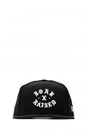 [관부가세포함][본앤레이즈드] FW19 남성 스냅백 모자 G(E5000NERK BKWH)
