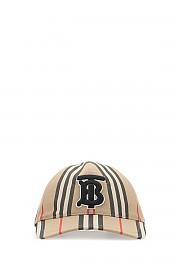 [관부가세포함][버버리] 공용 베이스볼 캡 모자 G(8026924 A7029)