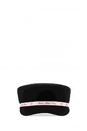 [관부가세포함][메종미셸] FW20 여성 울 펠트 모자 G(1108018001 BLACK)
