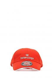 [관부가세포함][발렌시아가] FW20 남성 로고 모자 G(640209410B2 6400)