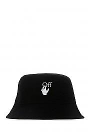 [관부가세포함][오프화이트] SS21 남성 버켓 모자 G(OMLA012R21FAB001 1001)