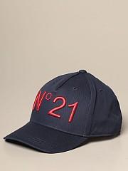 [관부가세포함][N° 21] (N2143F N0041 0N806)  Winter 20 여성 n &deg 21야구모자 with logo