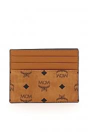[관부가세포함][엠씨엠] (MXAAAVI02 CO) FW20 여성  visetos 카드 홀더