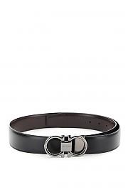[관부가세포함][살바토레 페라가모] (6799380694531 004NE) FW20 여성  reversible belt