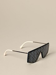 [관부가세포함][펜디] (FF M0076/G/S PJP7R)  Summer 20 여성  metal and acetate sunglasses with ff logo