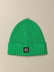 [관부가세포함][스톤아일랜드] (N03A8 V0050)  Winter 20 여성 wool with logo