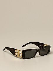 [관부가세포함][발렌시아가] (BB0096S 002)  Winter 20 여성 glasses women