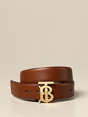[관부가세포함][버버리] (8020403)  Winter 20 여성 belt women  leather
