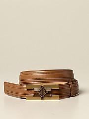 [관부가세포함][엘리자베타 프렌치] (CT61S 07E2 368)  Winter 20 여성 belt women  leather