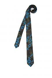 [관부가세포함][발렌티노] (PU2EV168CFI 00R) SS18 남성  camouflage jacquard silk tie