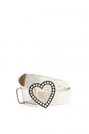 [관부가세포함][알렉산드라 리치] (FABA1676  MP2068 ARG) FW18 여성  heart belt