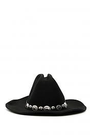 [관부가세포함][Jessie Western] (STONE HAT STONE) FW19 여성  stone cowboy hat