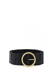 [관부가세포함][보테가베네타] (577933 VMAY2 8648) FW20 여성  maxi weave belt