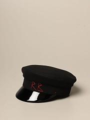 [관부가세포함][RUSLAN BAGINSKIY] (KPC033W BLK) Winter 20 여성 세일러캡