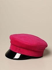 [관부가세포함][RUSLAN BAGINSKIY] (KPC138W PNK) Winter 20 여성 세일러캡