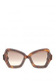 [관부가세포함][셀린느] (4S067CPSM 19DT) FW19 여성  s067 butterfly sunglasses