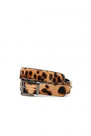 [관부가세포함][다우니] (LEO LEO) FW19 여성  leopard-printed straps