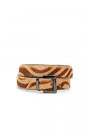 [관부가세포함][다우니] (TIGER TIGER) FW19 여성  tiger print straps